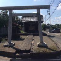 柏原白山神社 @狭山市のポータルサイト「アイサヤマ」