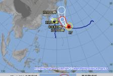 狭山市 台風18号 アイサヤマ