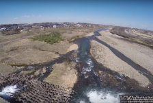入間川を上空から撮影@i-Sayama