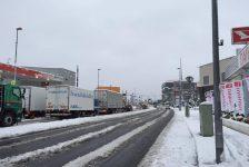 狭山市大雪2016年1月18日 アイサヤマ