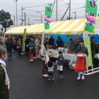 狭山市農業祭が開催されました