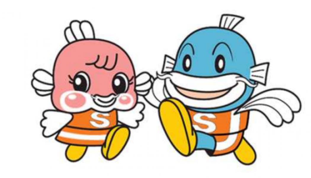 狭山市民が琵琶湖国体キャラクターをデザイン!