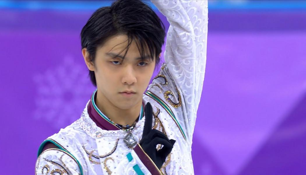 日本最初の金メダルはフィギュア男子の羽生選手。日本のメダル獲得数はソチを上回り9個に。