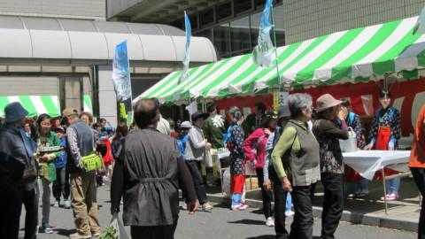 「狭山新茶と花いっぱいまつり」が今年も開催されます!