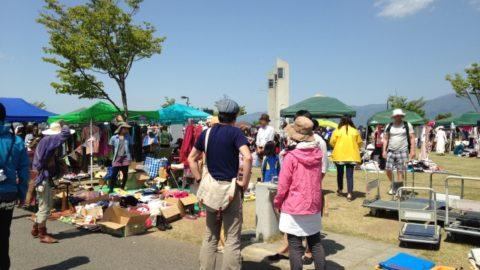 第55回リサイクルマーケット・さやま(2019年春)が開催されます