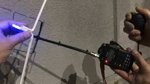飛び入り参加可能!狭山市駅前で大人の工作会、今月は簡単に作れる電波検知器!